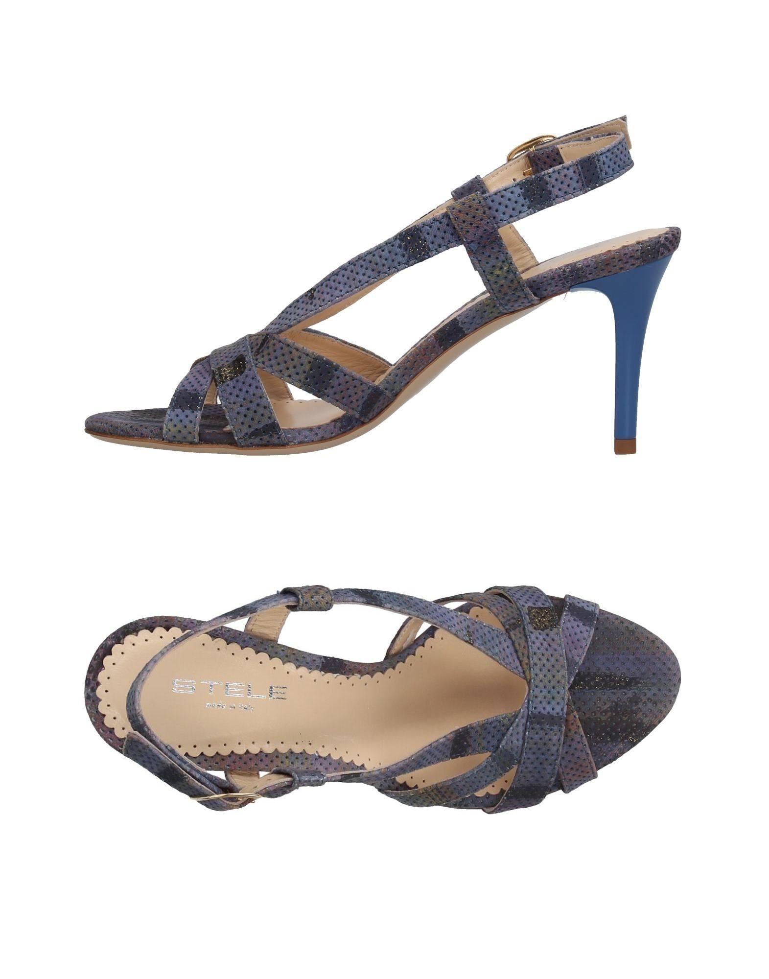 Günstige und modische Schuhe Stele Sandalen Damen  11376124NO
