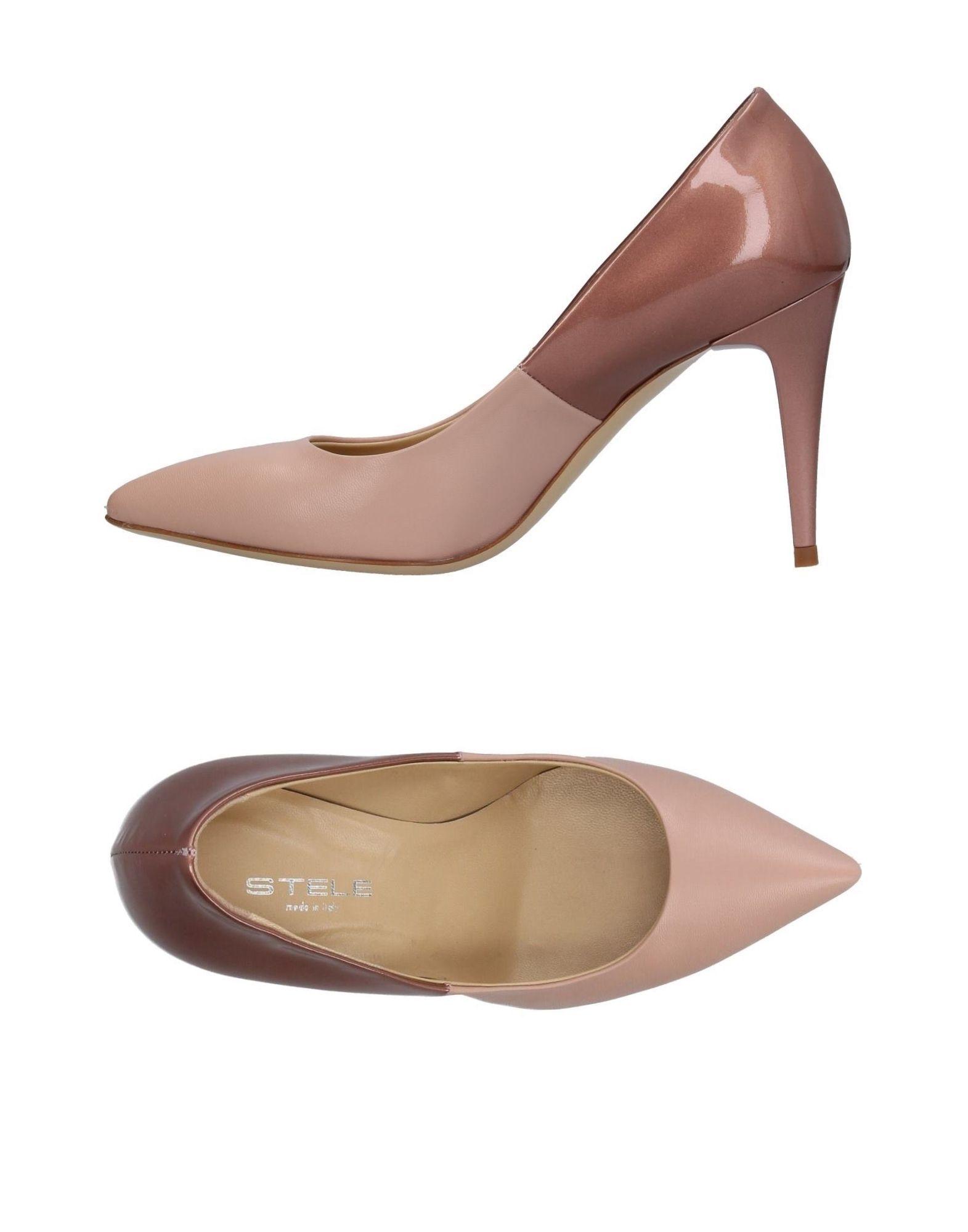 Stele Pumps Damen  11376169JE Gute Qualität beliebte Schuhe
