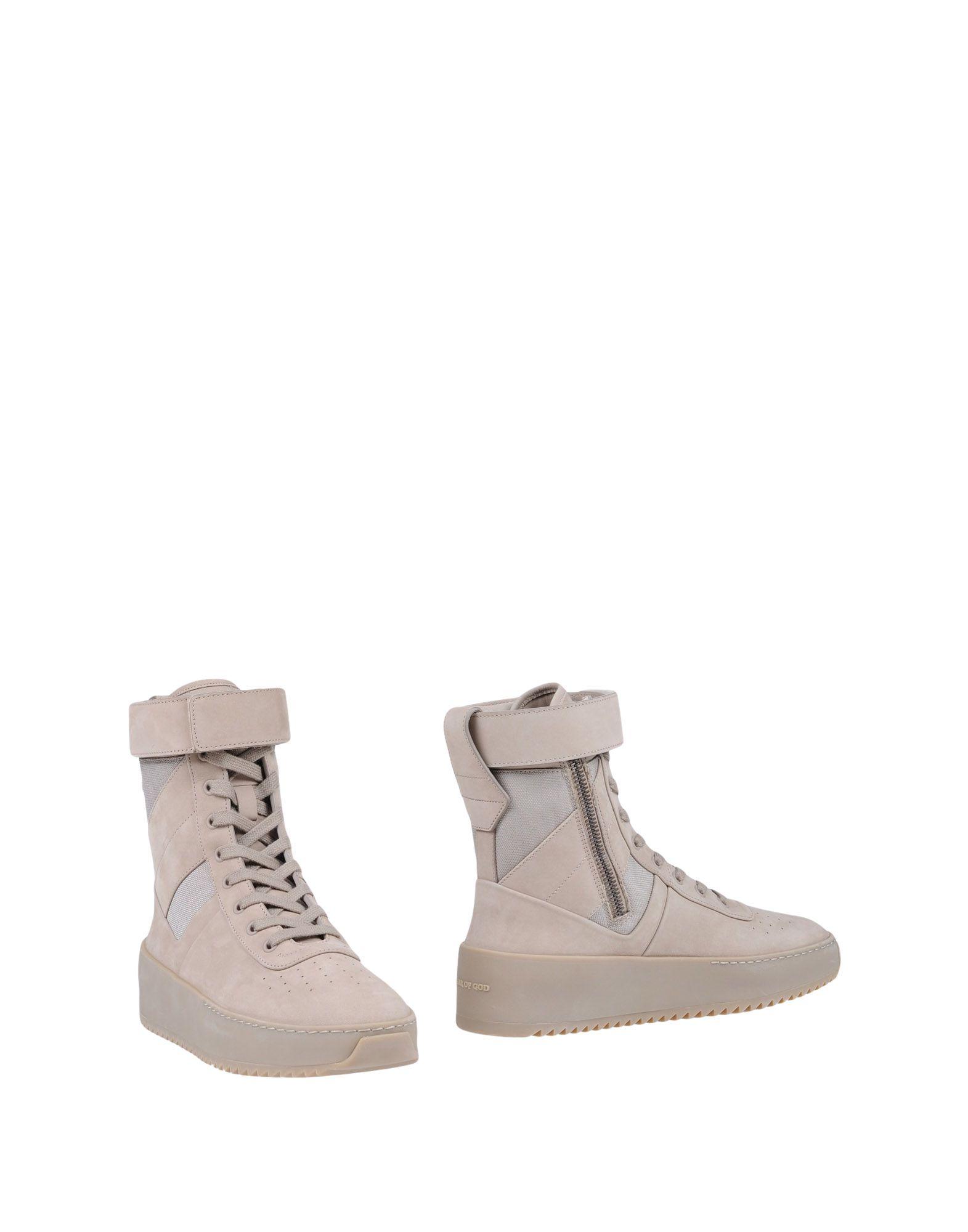 Fear Of God Stiefelette aussehende Damen  11376176LWGünstige gut aussehende Stiefelette Schuhe 5ebf73