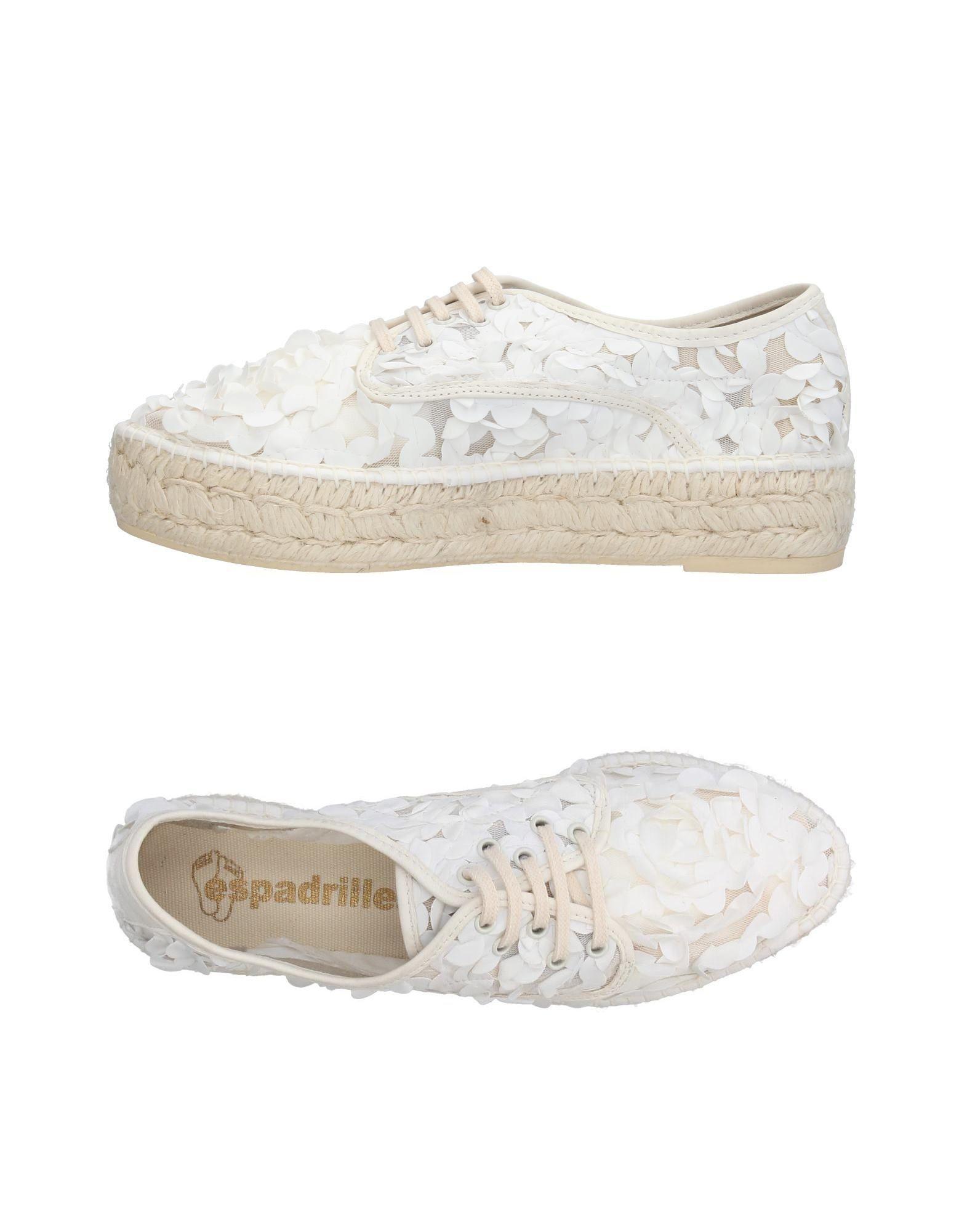 Sneakers Espadrilles Femme - Sneakers Espadrilles sur
