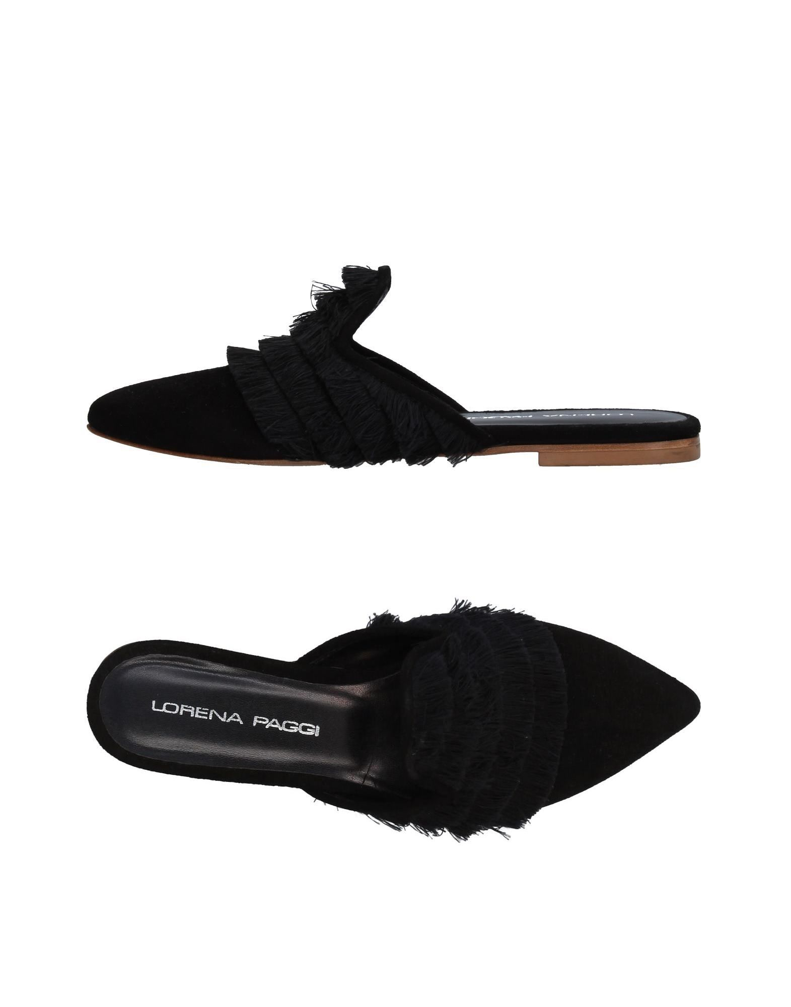 Lorena Paggi Pantoletten Damen  11376196KN Gute Qualität beliebte Schuhe