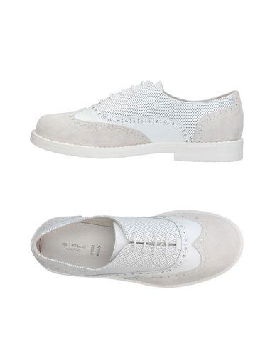 Zapato De Cordones Stele Mujer - Zapatos De Cordones Stele - 11376197WR Gris perla