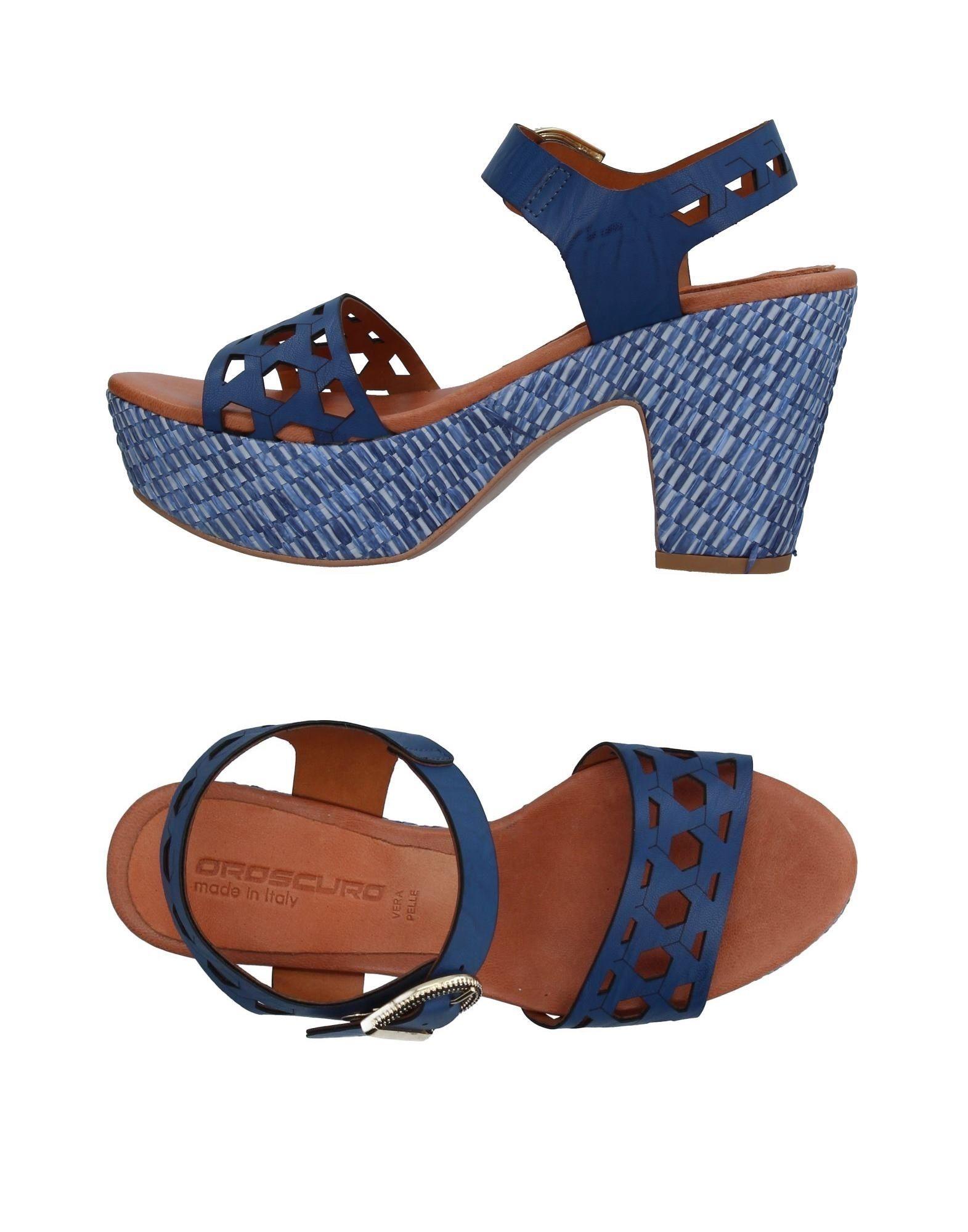 Sandali Oroscuro Donna - 11376207XD Scarpe economiche e buone