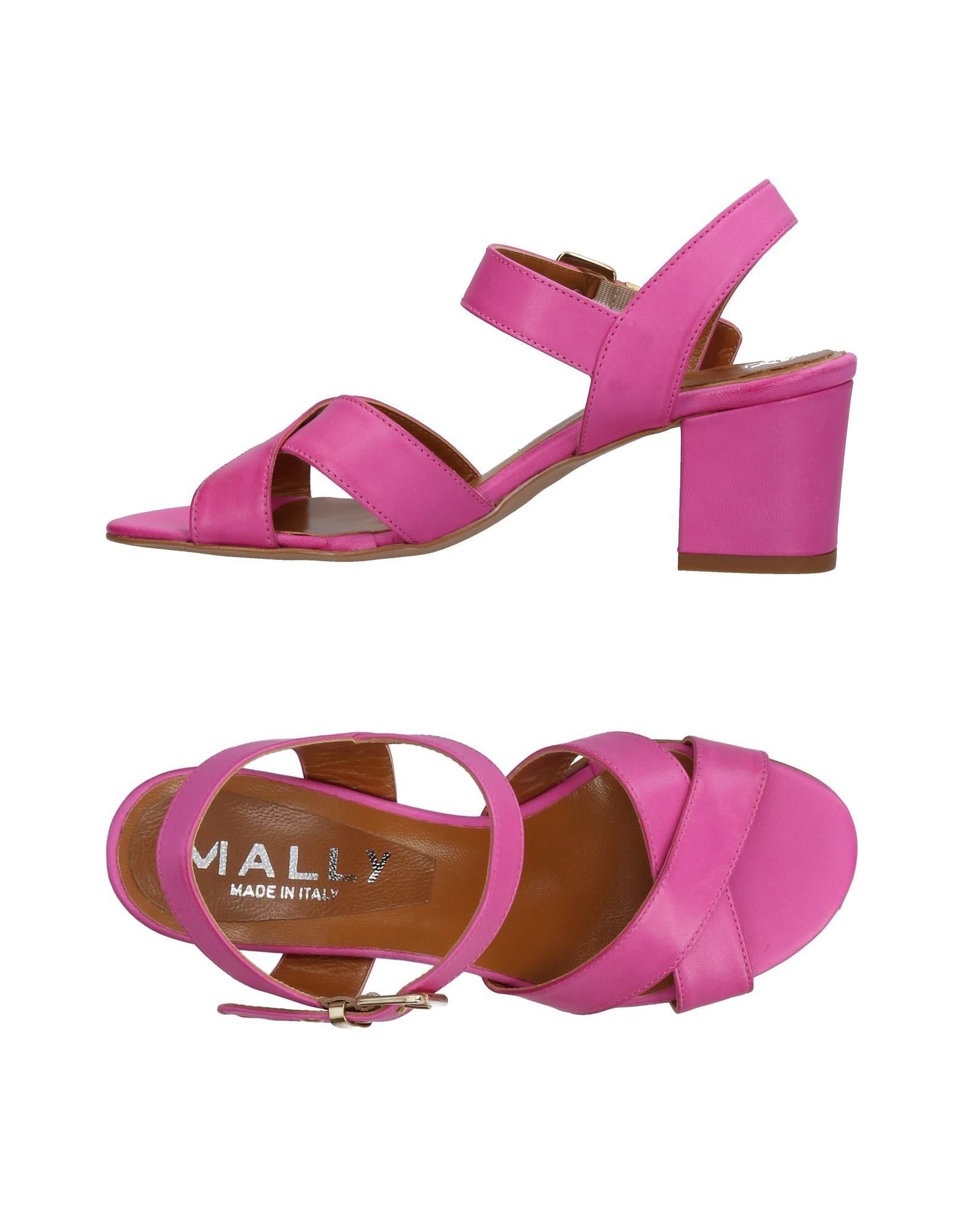 Mally Sandalen Damen  11376233BK Gute Qualität beliebte Schuhe