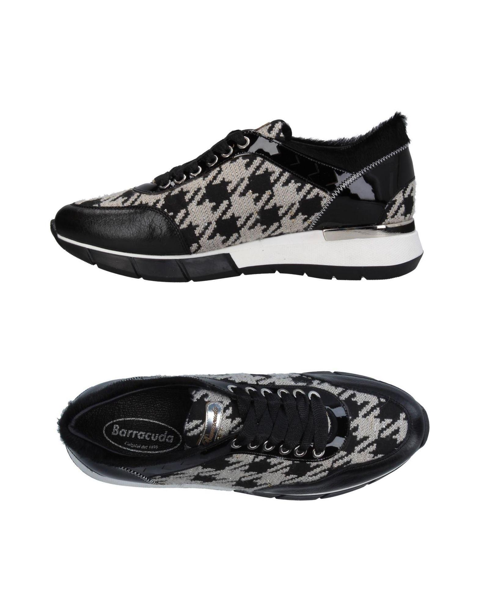 Baskets Barracuda Femme - Baskets Barracuda Noir Les chaussures les plus populaires pour les hommes et les femmes
