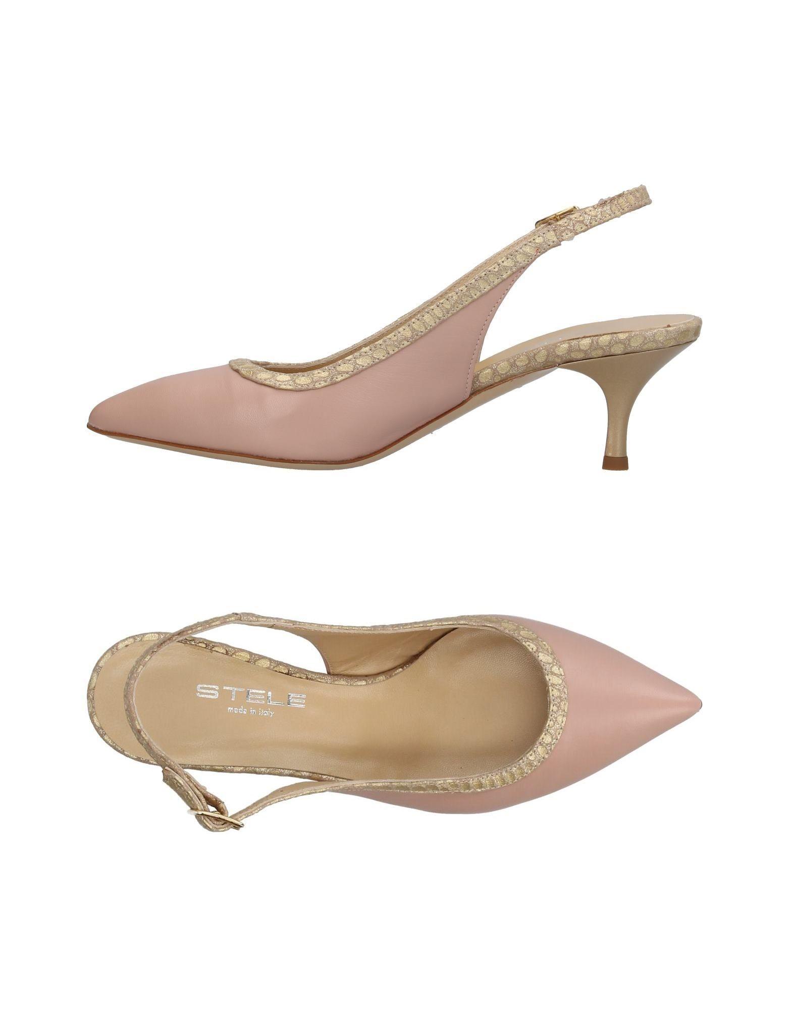 Stele Pumps Damen  11376283WX Gute Qualität beliebte Schuhe