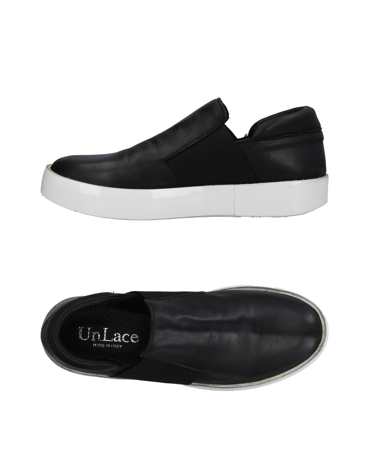 Günstige und modische Schuhe Unlace Sneakers Damen  11376326JR