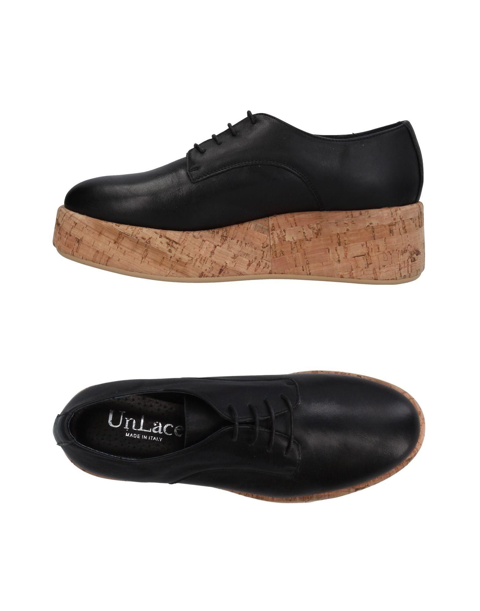 Unlace Schnürschuhe Damen  11376333UB Gute Qualität beliebte Schuhe