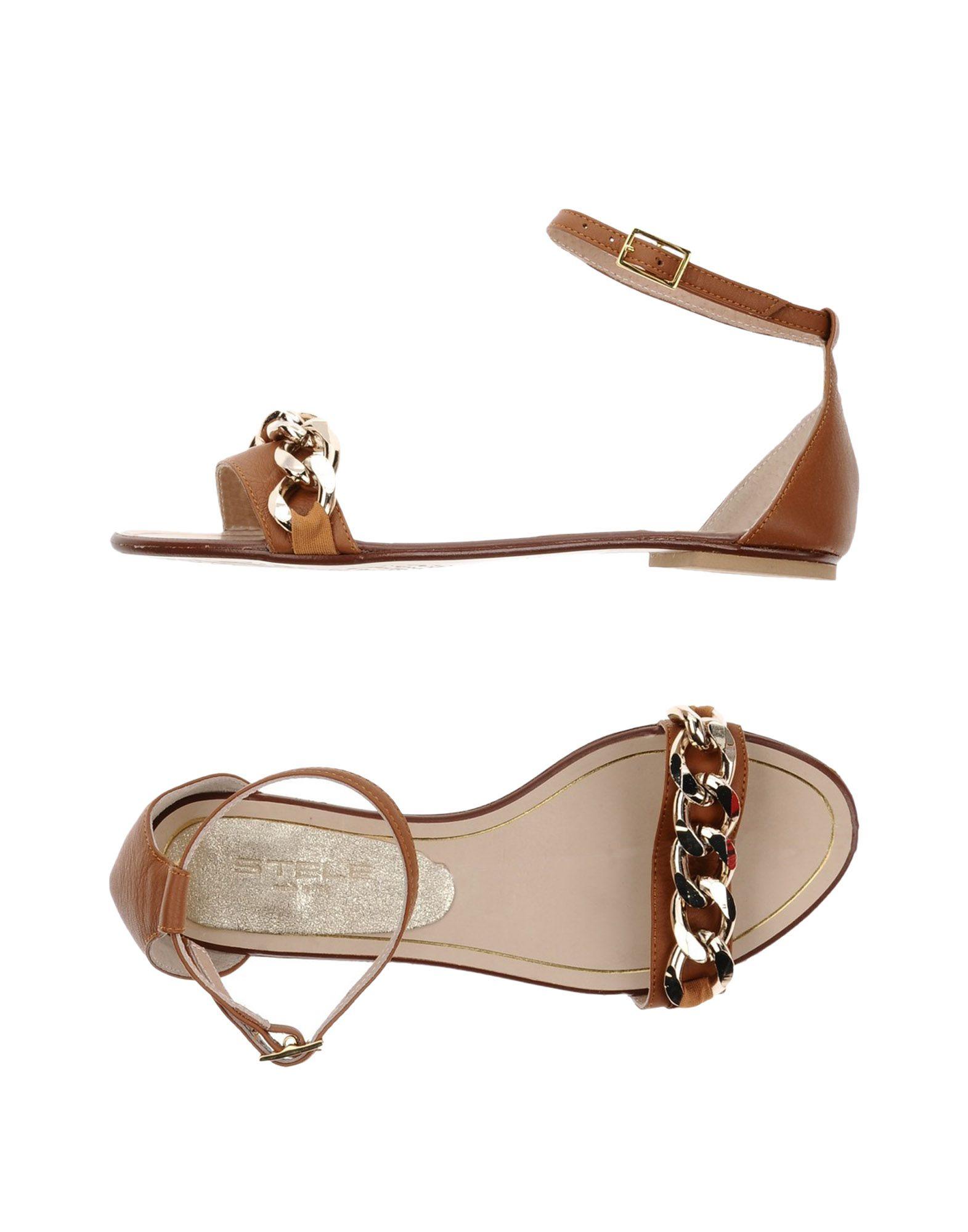 Stele Sandalen Damen  11376354WQ Gute Qualität beliebte Schuhe