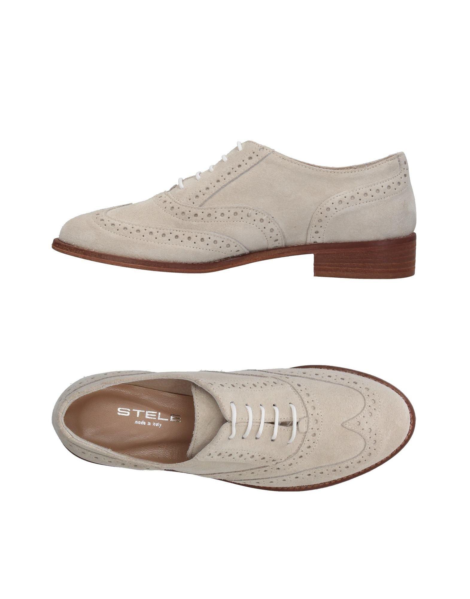 Stele Schnürschuhe Damen  11376362CH Gute Qualität beliebte Schuhe
