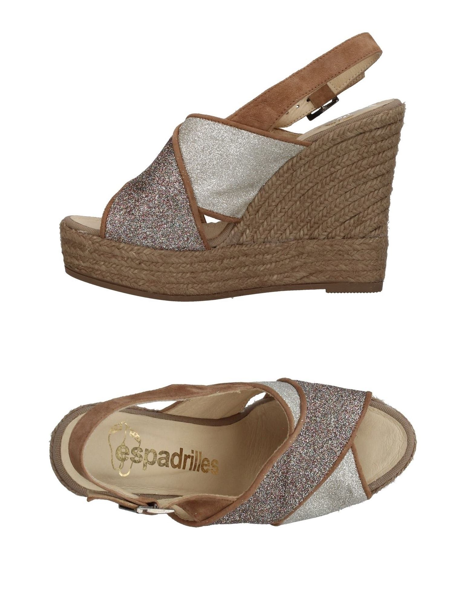 Moda Sandali Espadrilles Donna Donna Espadrilles - 11376363TU df2607