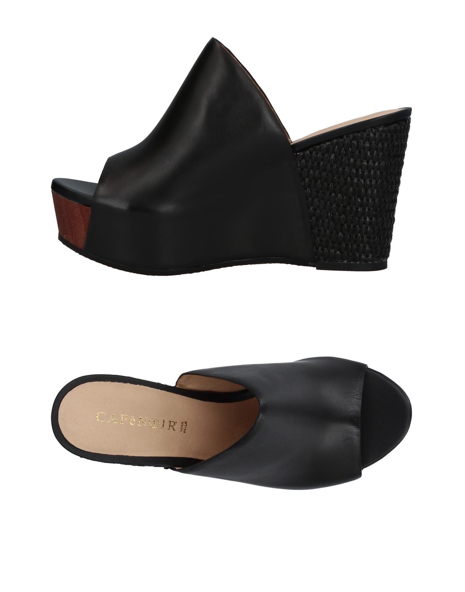Cafènoir Sandalen Damen  11376365BK Gute Qualität beliebte Schuhe