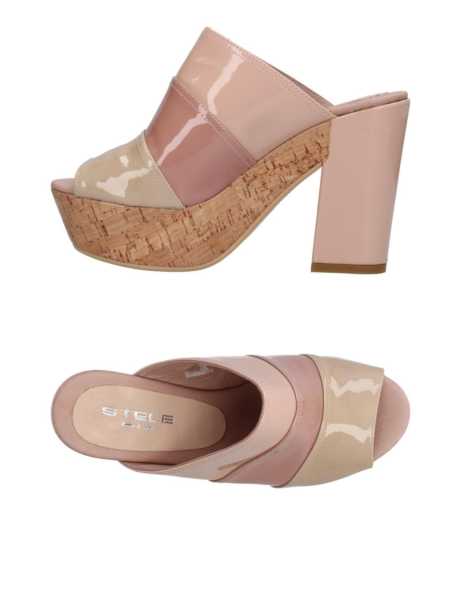 Günstige und modische Schuhe Stele Sandalen Damen  11376372BE