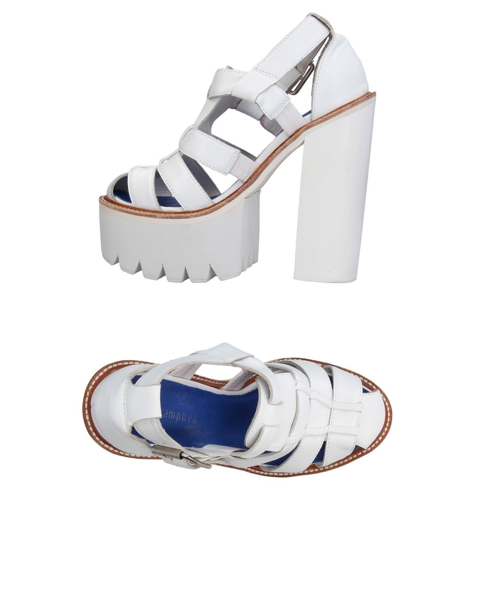 Gut um billige Schuhe zu tragenJeffrey Campbell Sandalen Damen  11376465JS