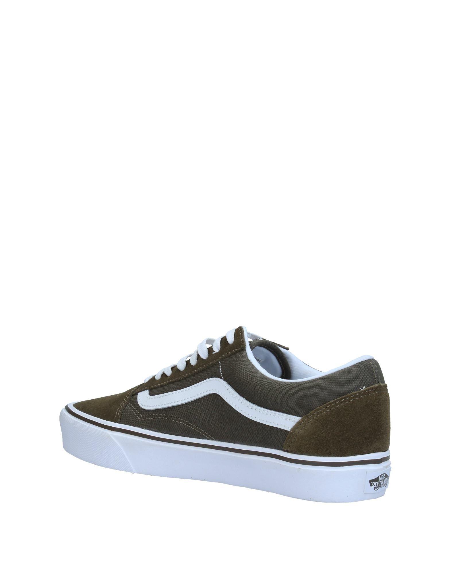 Rabatt echte Schuhe Vans Sneakers Herren  11376499PD