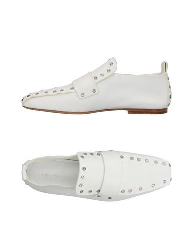 Loafers, White