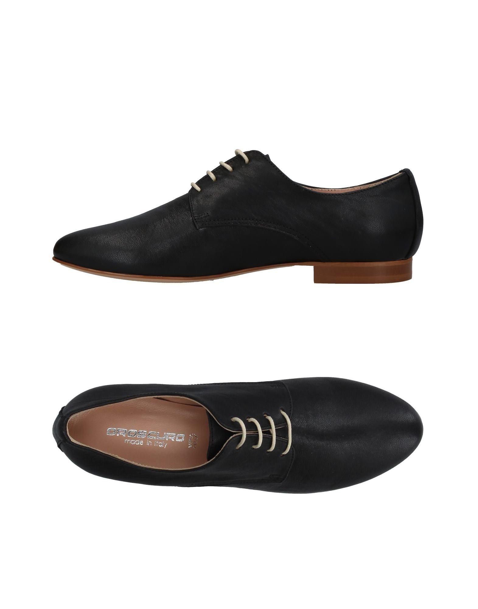 Oroscuro Schnürschuhe Damen  11376747CU Gute Qualität beliebte Schuhe