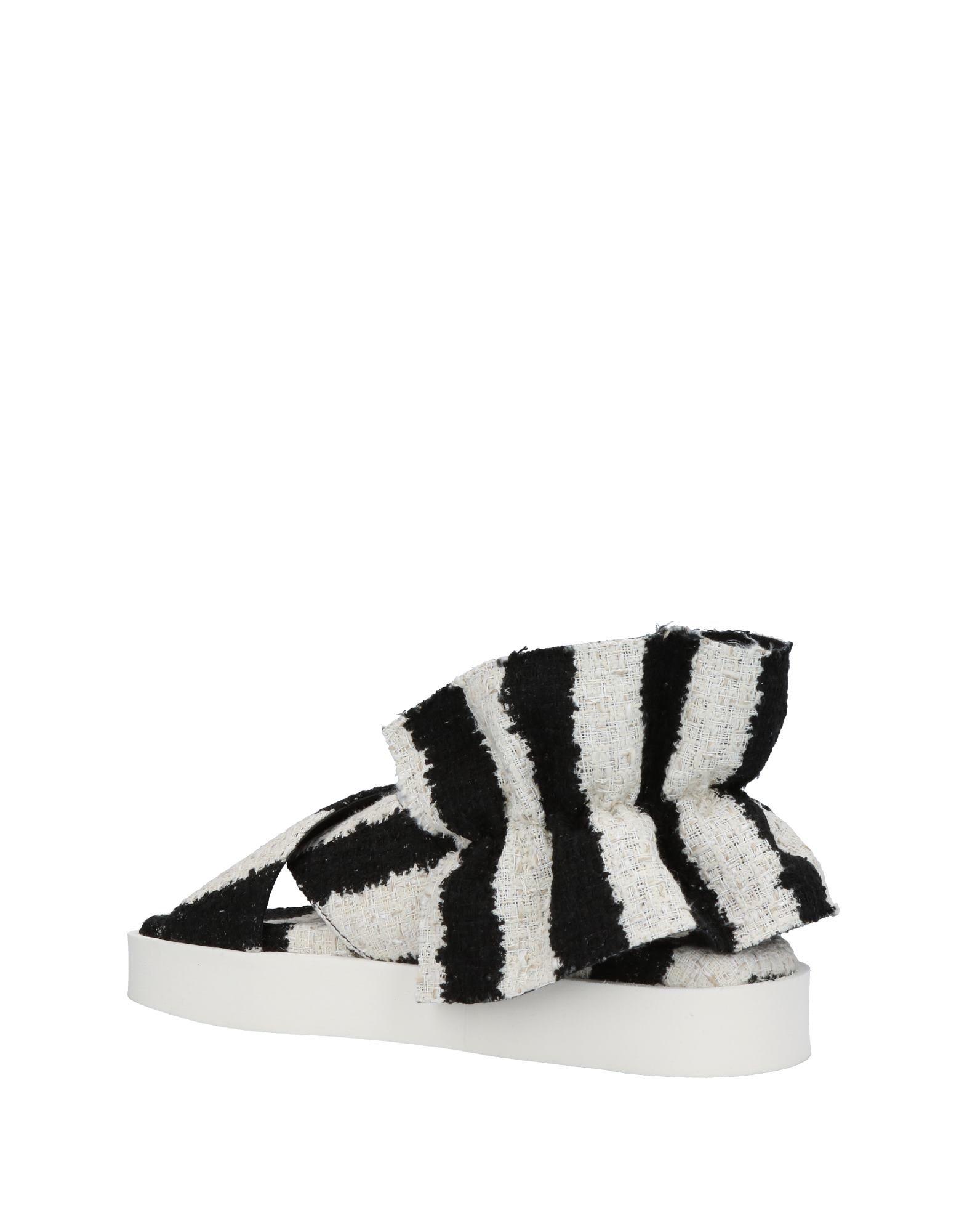 Stilvolle billige Schuhe Msgm Sandalen Damen  11376831TG