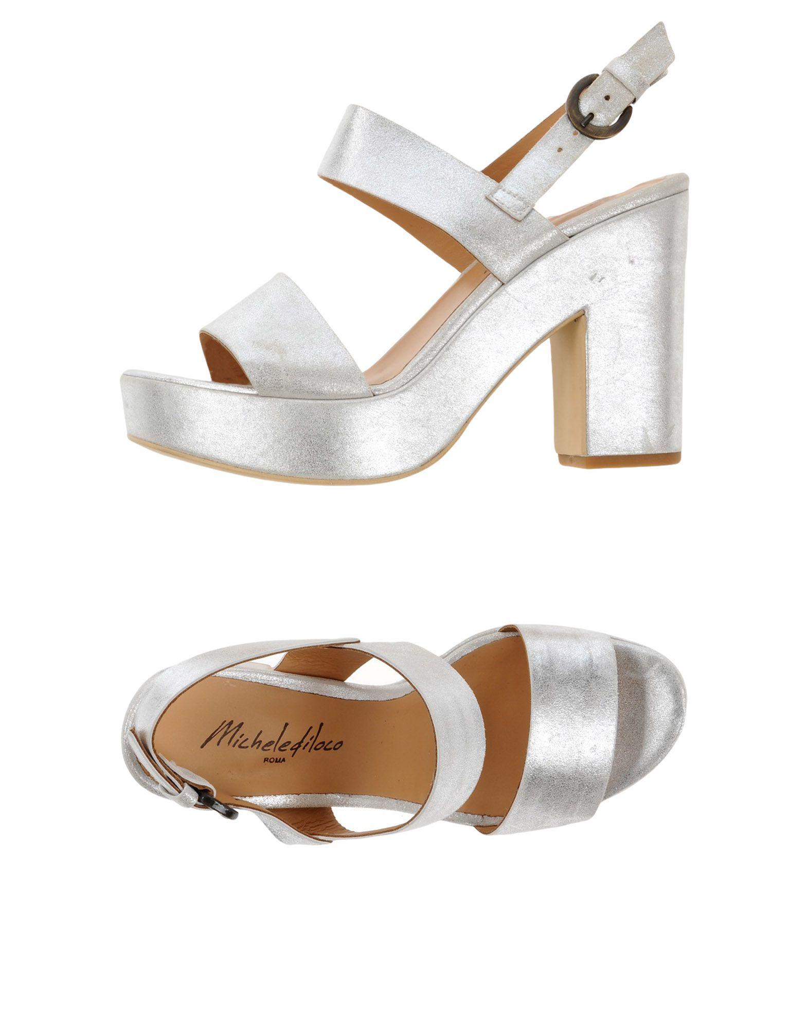 Michelediloco Sandalen beliebte Damen 11376894OD Gute Qualität beliebte Sandalen Schuhe 1208db