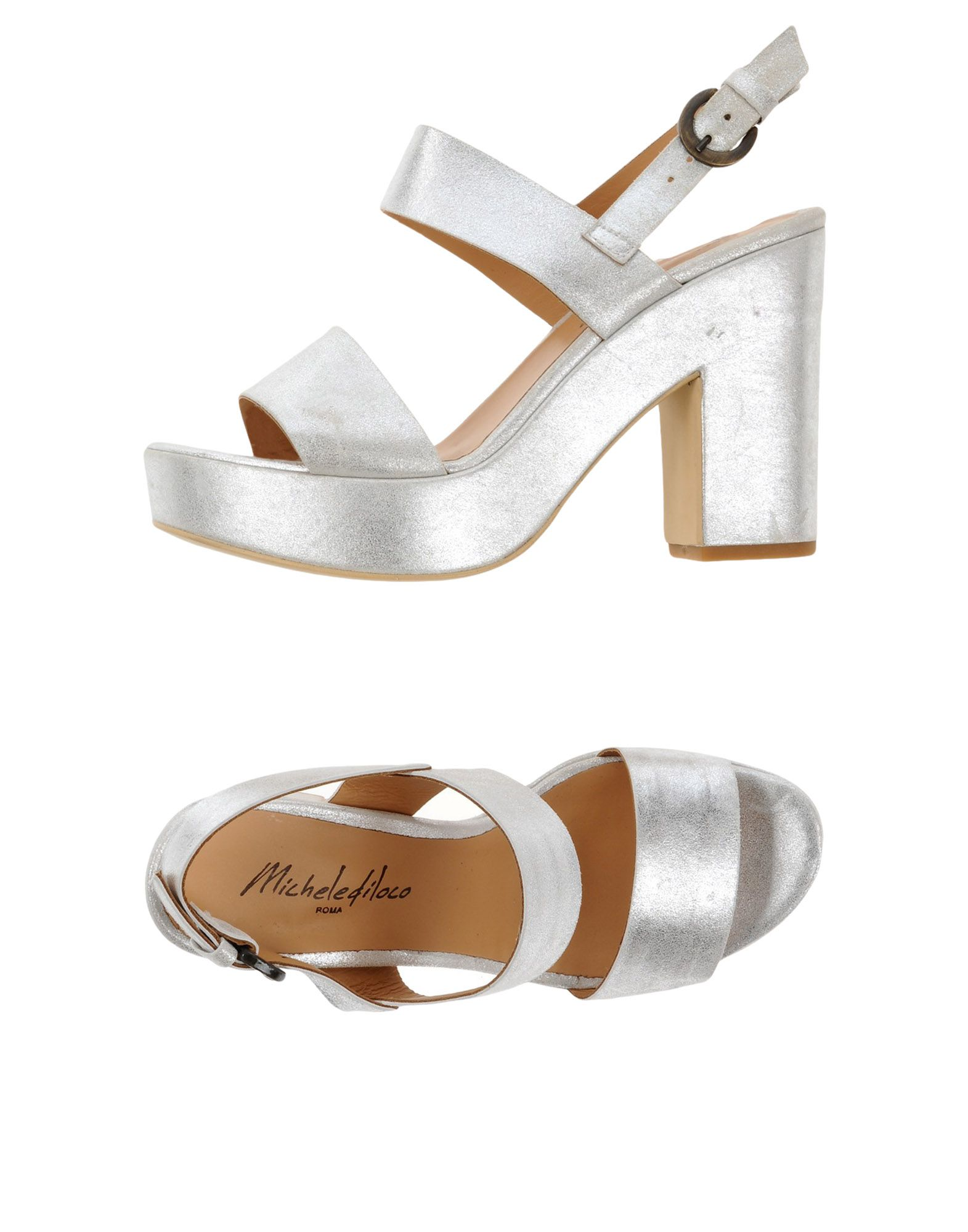 Michelediloco Sandalen beliebte Damen  11376894OD Gute Qualität beliebte Sandalen Schuhe 1be534