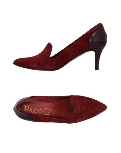 Los zapatos más populares para Paco hombres y mujeres Mocasín Paco para Gil Mujer - Mocasines Paco Gil - 11376907RI Berenjena 46702e