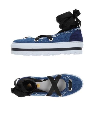 Nuevos zapatos para hombres y mujeres, descuento Zapatillas por tiempo limitado Zapatillas descuento Msgm Mujer - Zapatillas Msgm Azul marino 863ee9