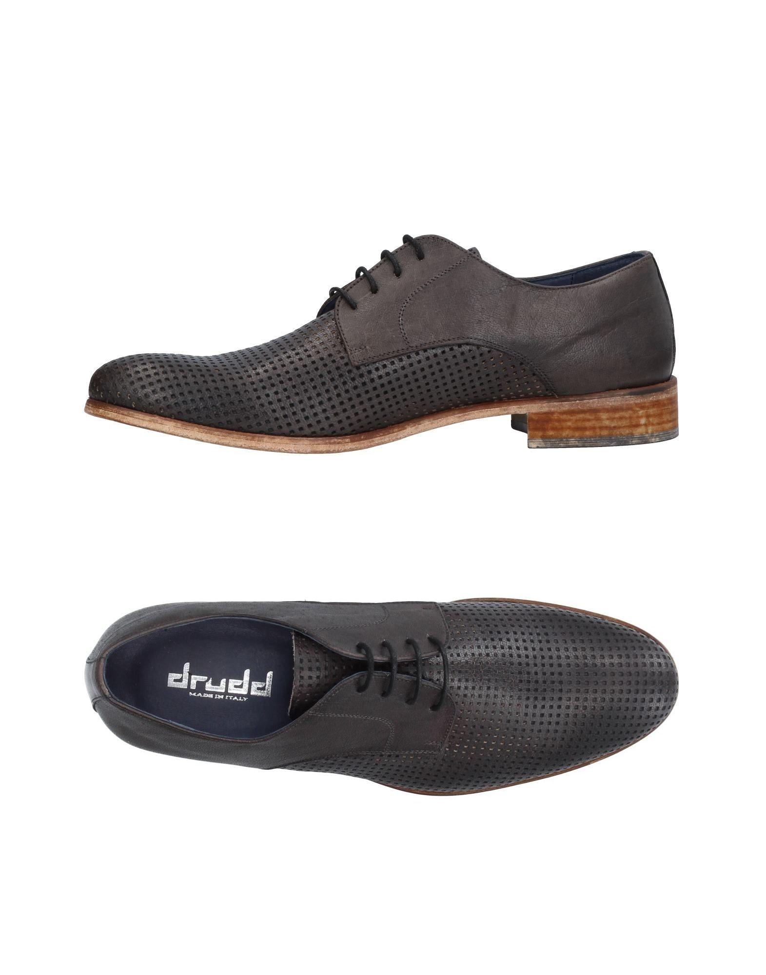 Drudd Schnürschuhe Herren  11377003OH Heiße Schuhe