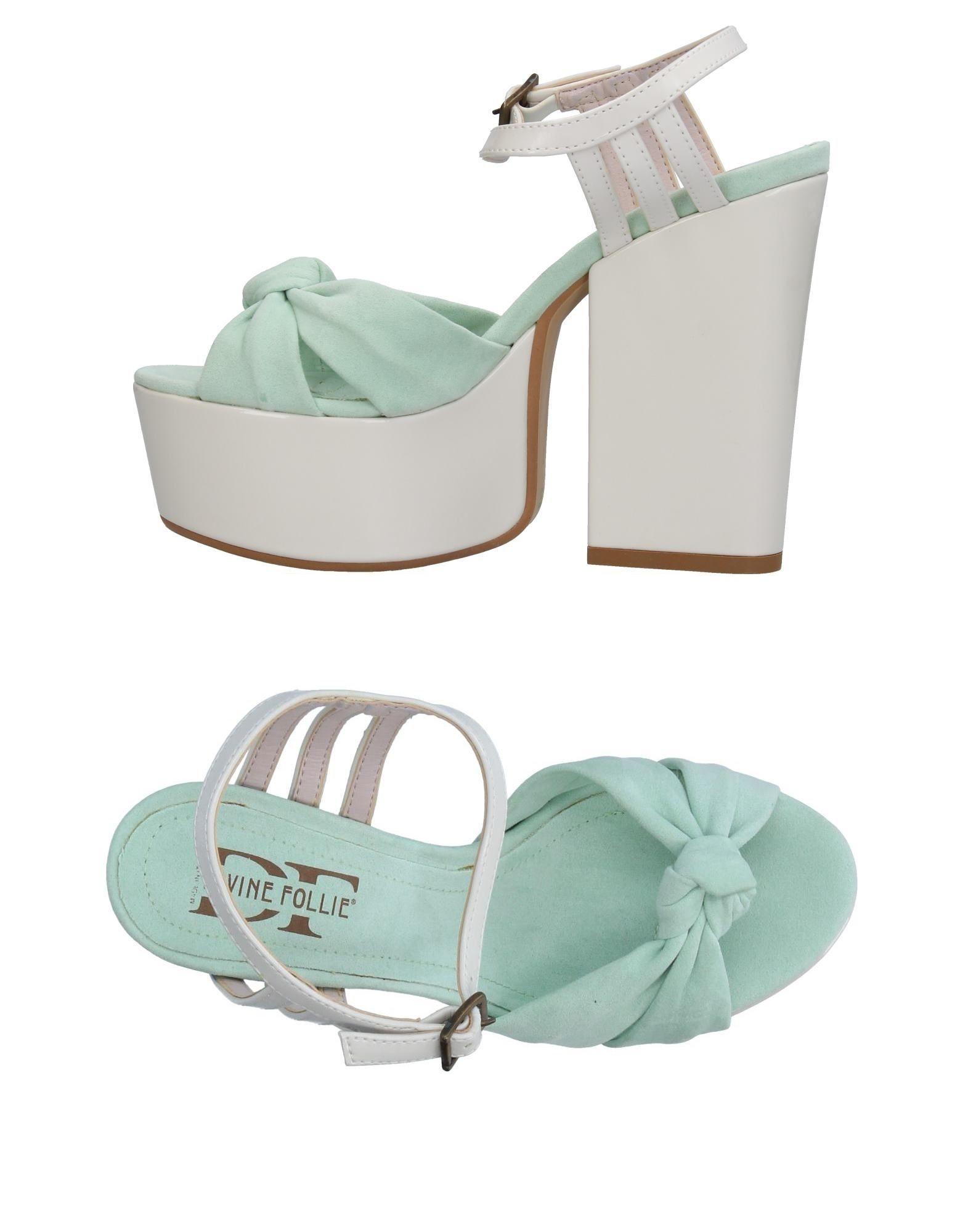 Divine Follie Sandalen Damen  11377025QC Gute Qualität beliebte Schuhe