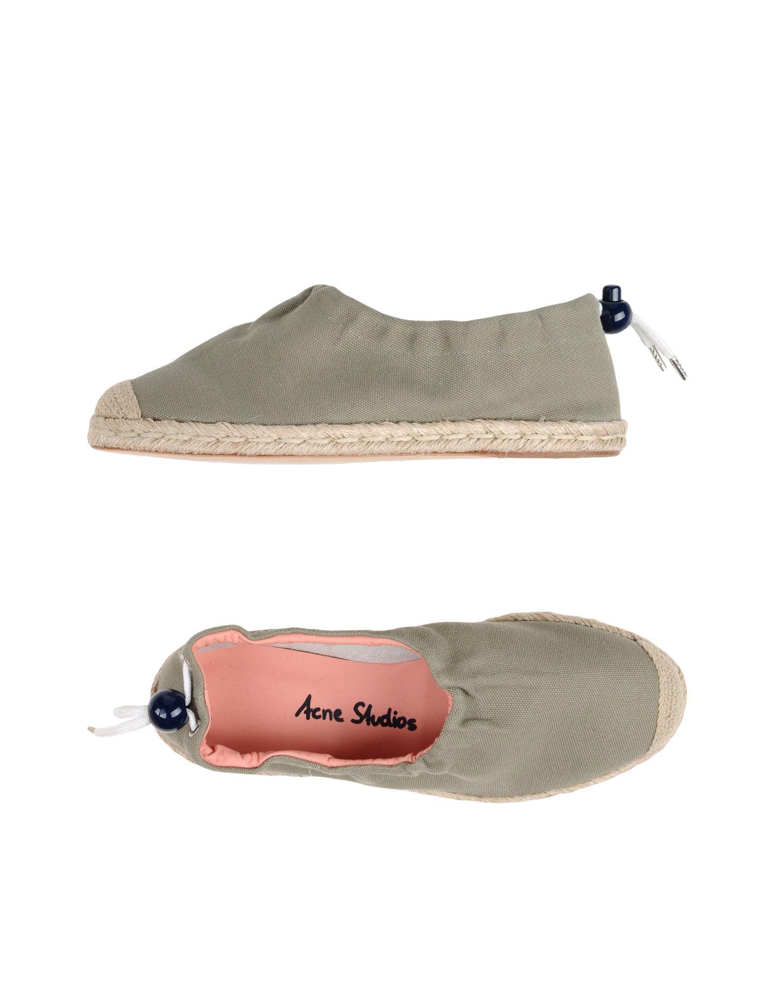 Gut um billige Schuhe zu tragenAcne Studios Espadrilles Damen  11377044BN