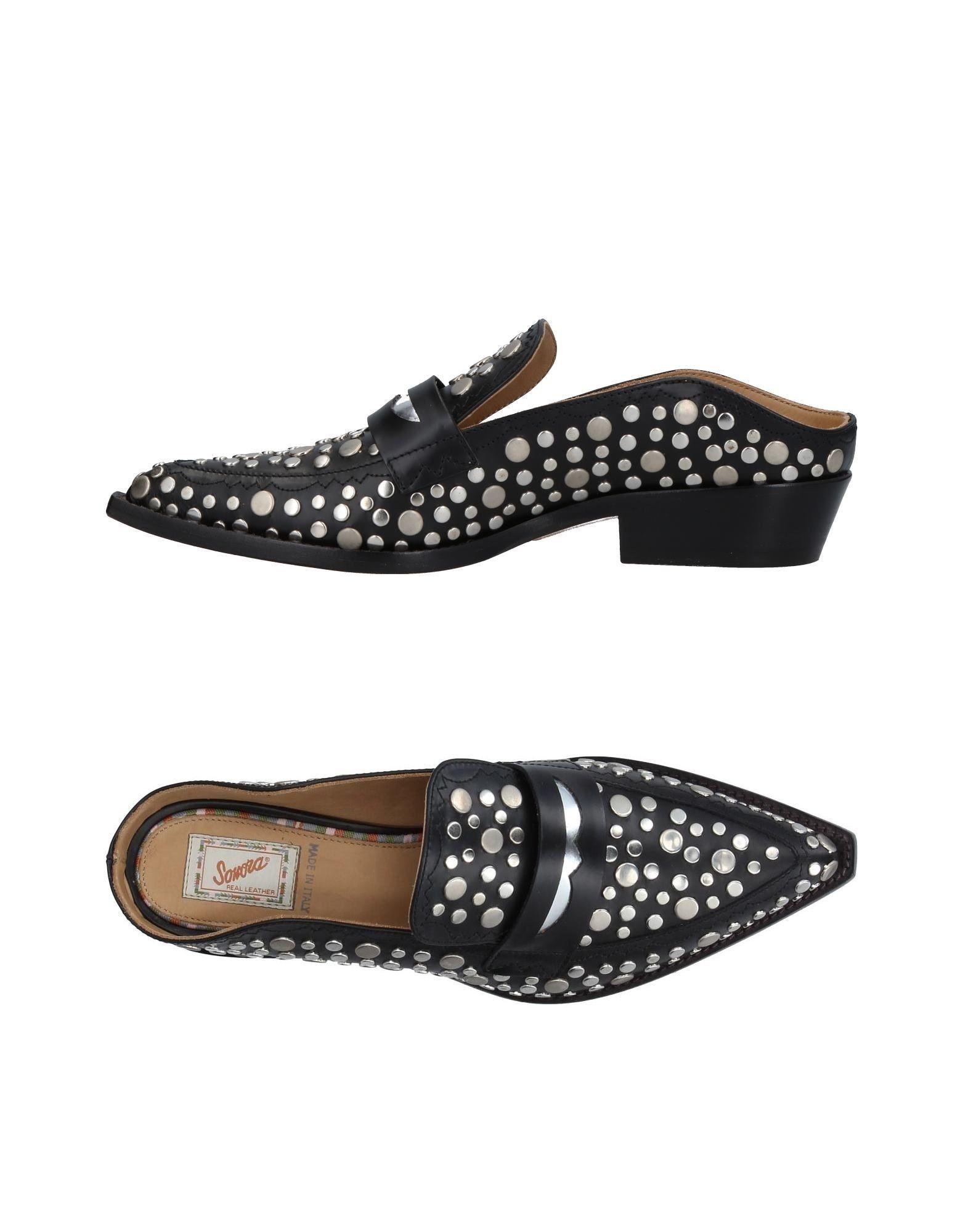 Rabatt Schuhe Sonora Pantoletten Damen  11377054XK