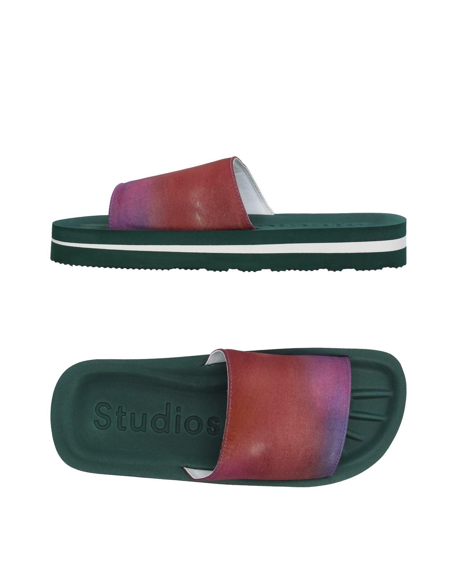 Acne Studios Hausschuhe Damen  11377064XQ Gute Qualität beliebte Schuhe
