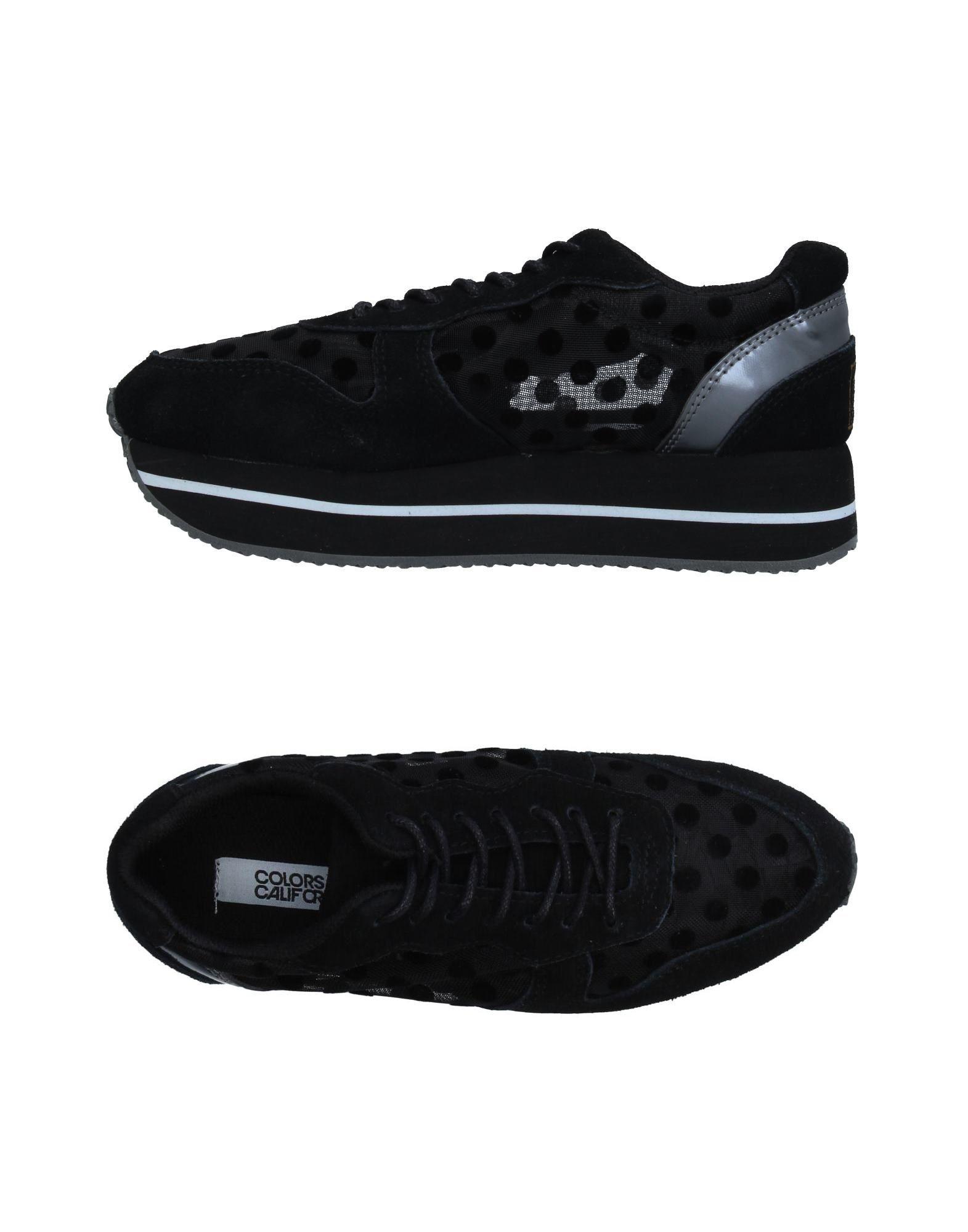 Colors Of California Sneakers Damen  11377096AF Neue Schuhe