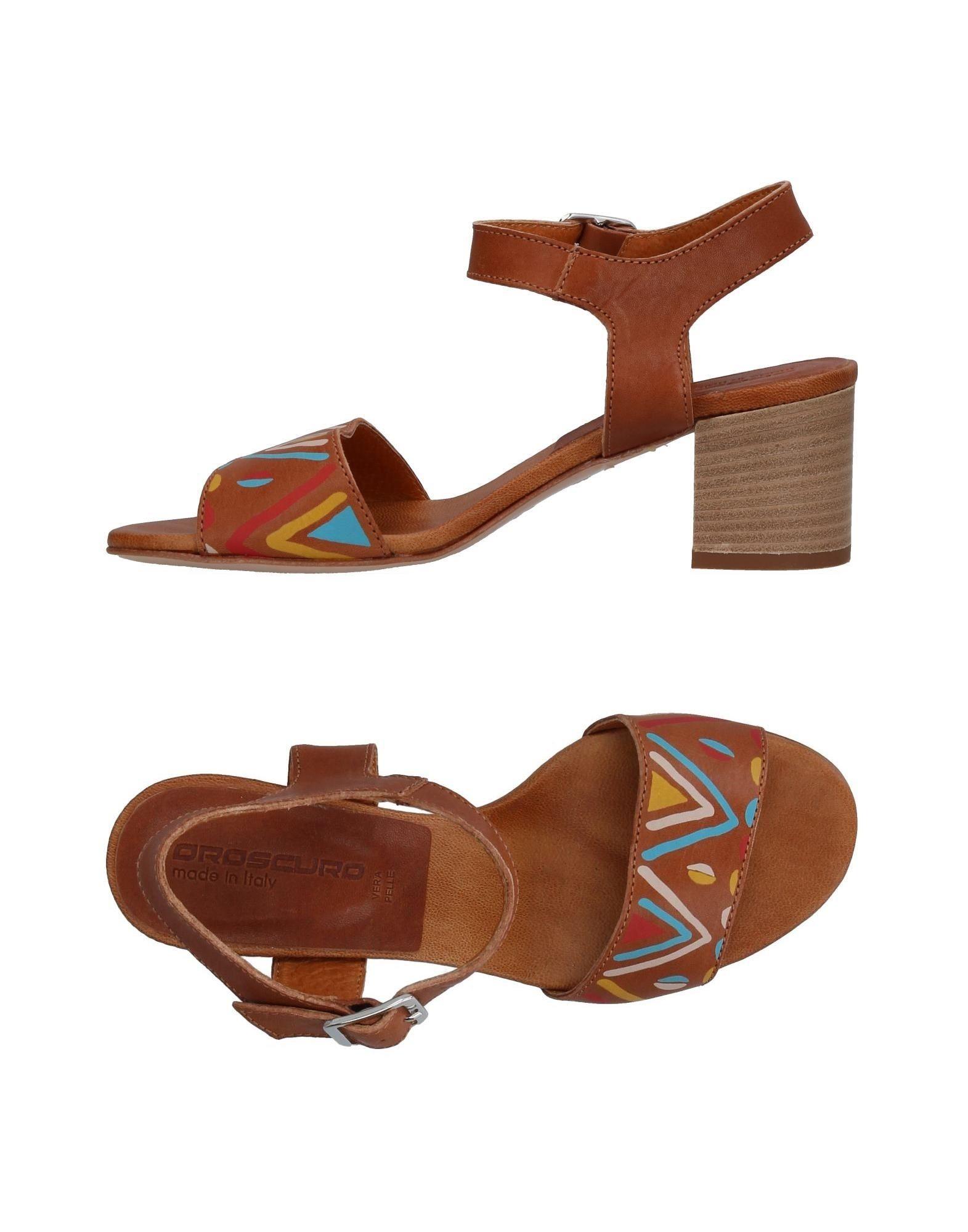 Sandali Oroscuro Donna - 11377112TD Scarpe economiche e buone