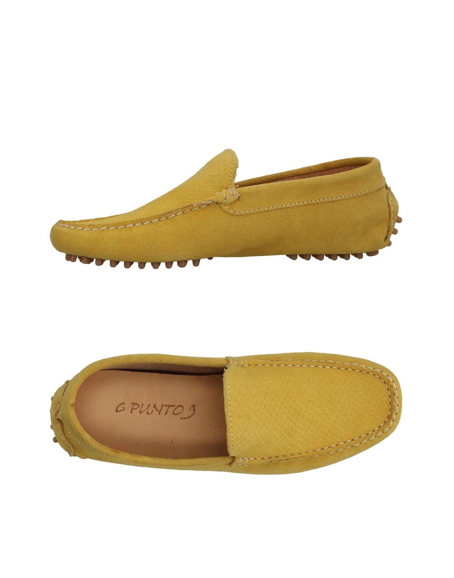 Rabatt echte Schuhe 6 Punto 9 Mokassins Herren  11377209QW