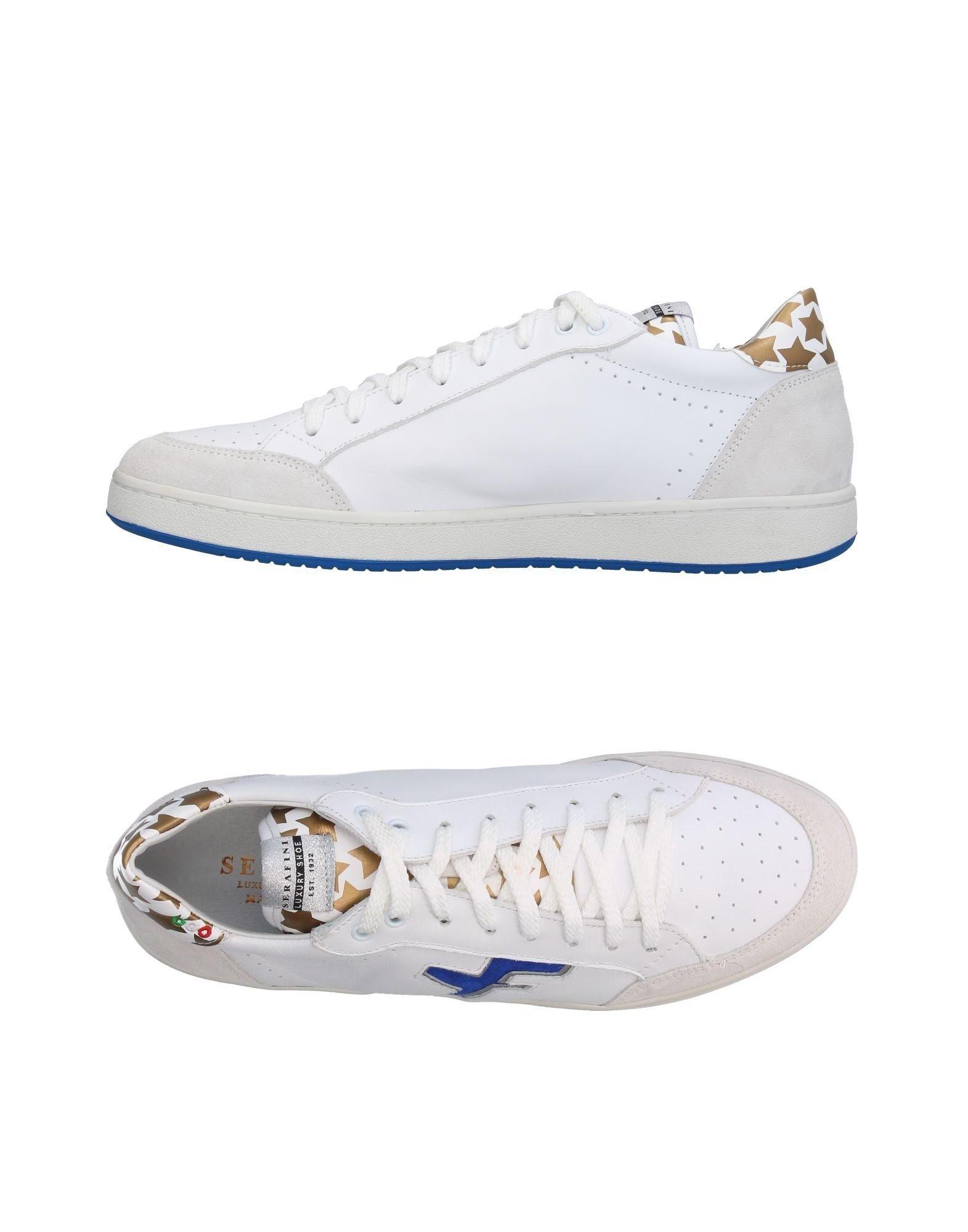 Sneakers Serafini Luxury Uomo - 11377212AI