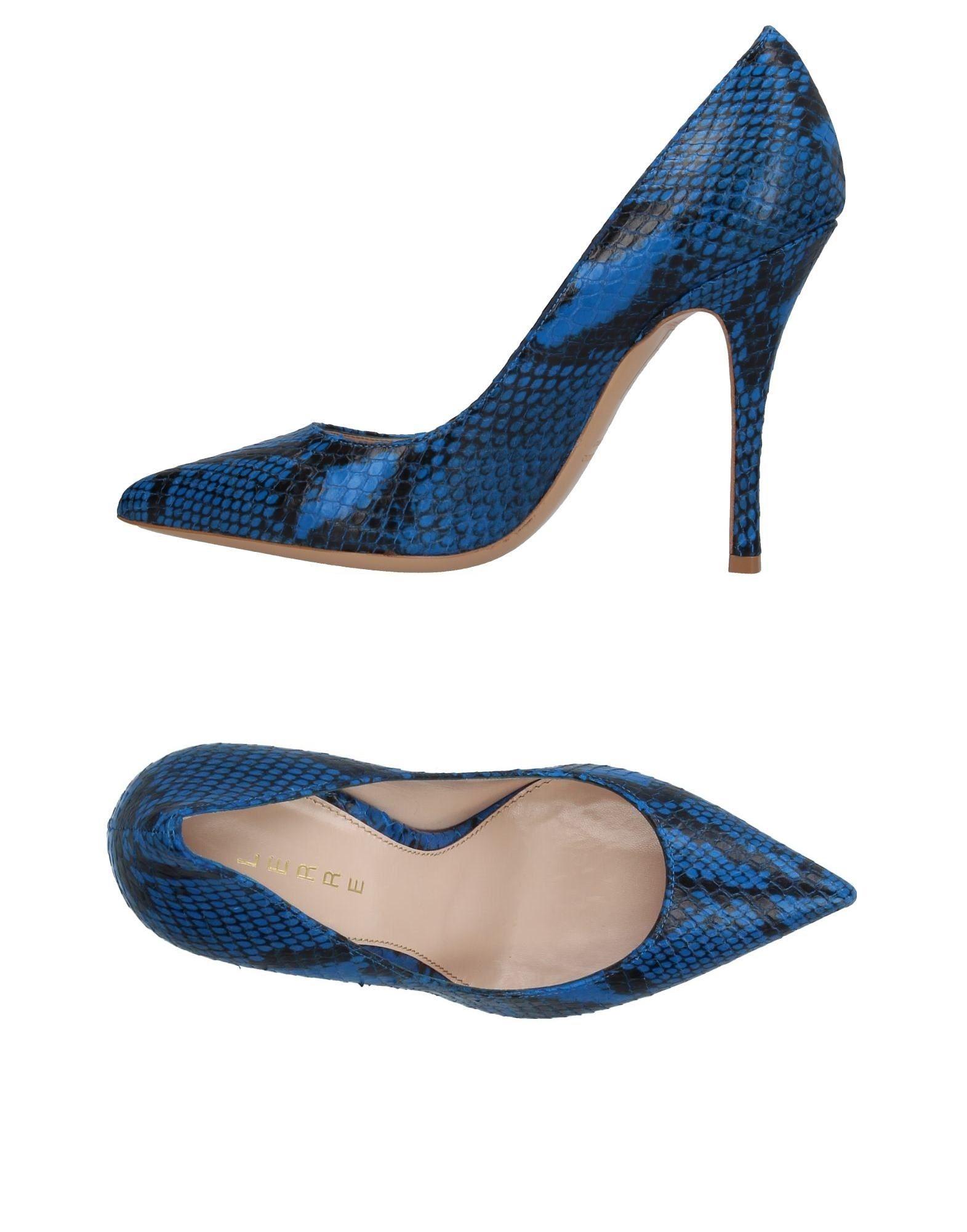 Stilvolle billige Schuhe Lerre Pumps Damen  11377225QB
