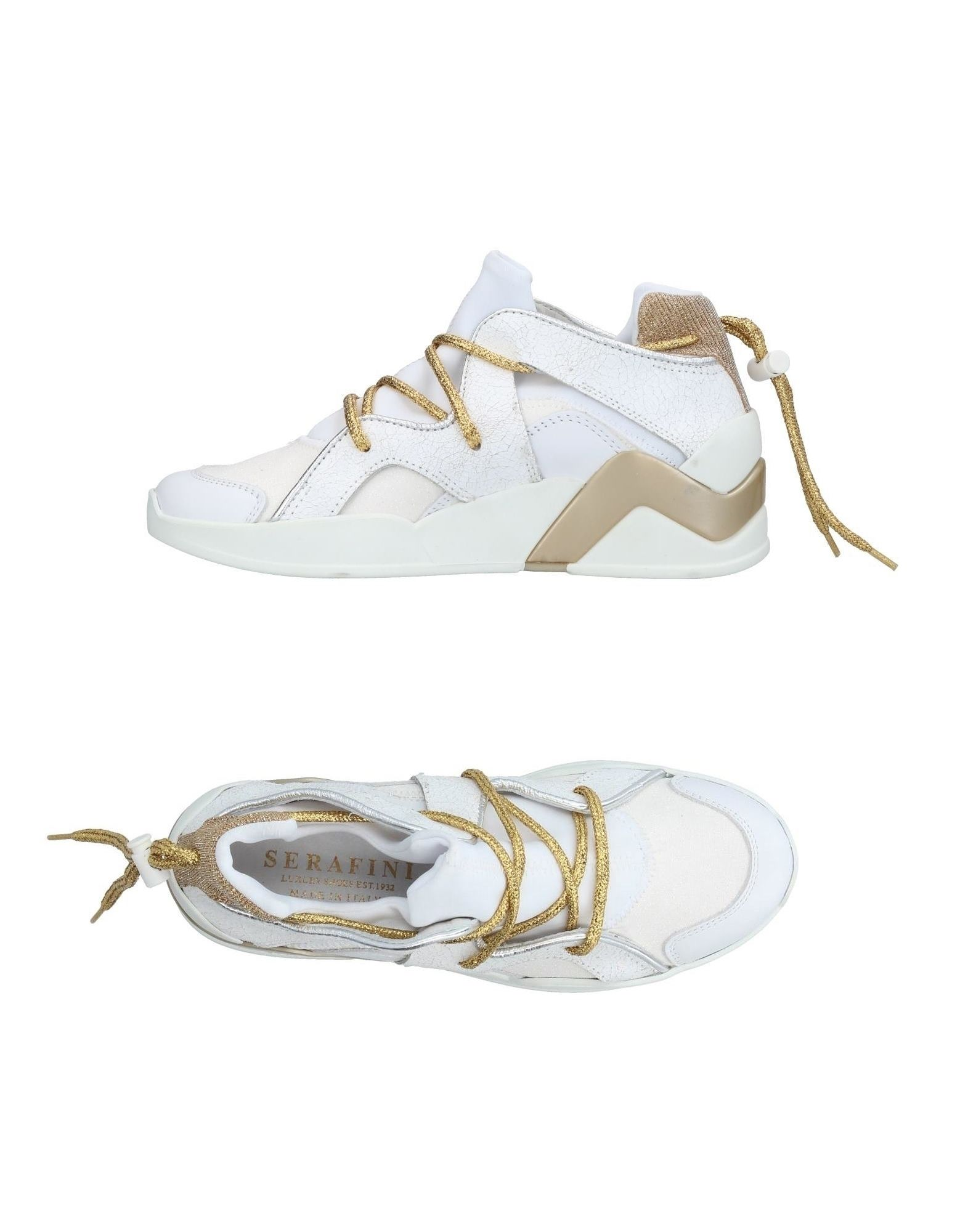 Sneakers Serafini Luxury Donna - 11377350WG