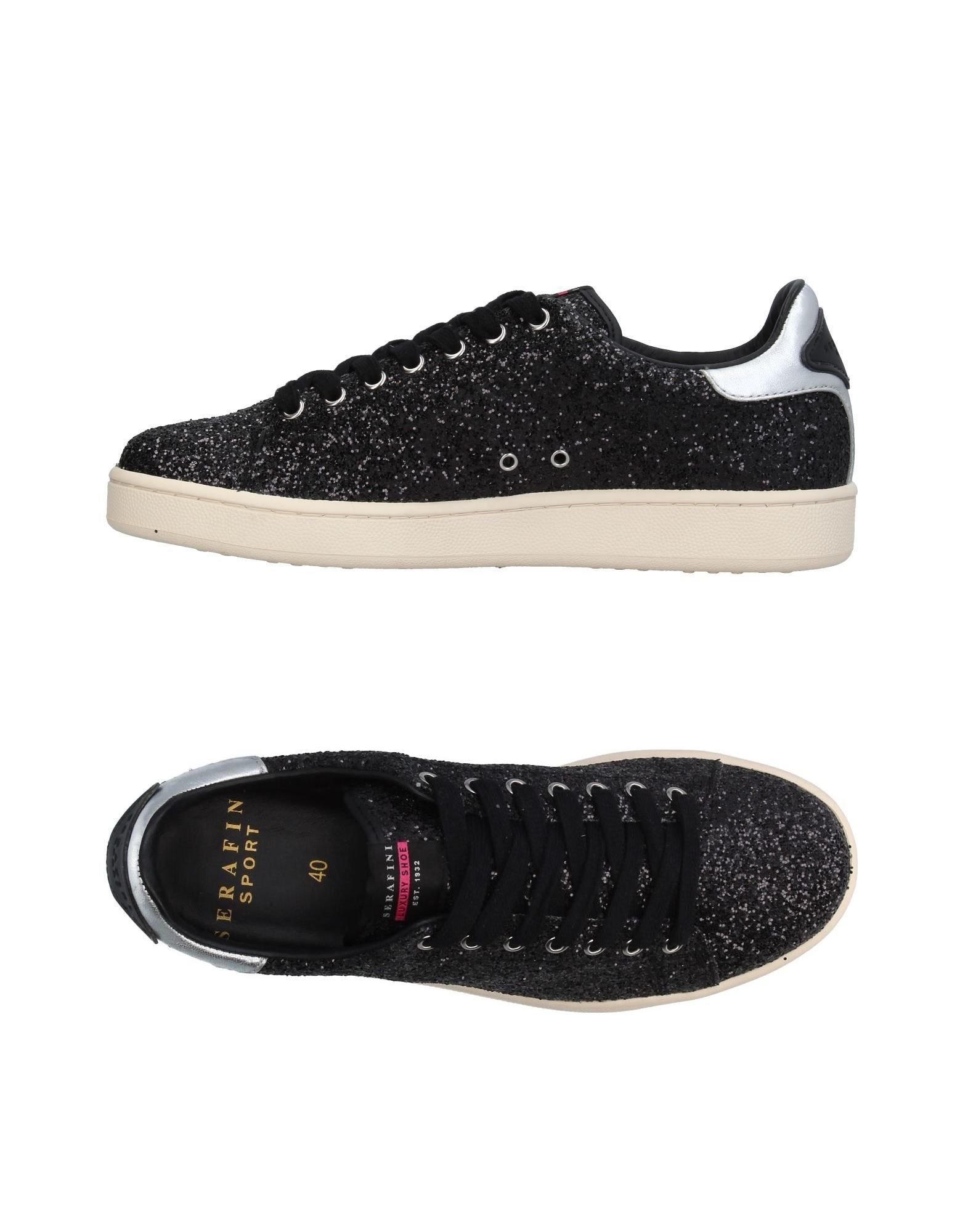 Gut um billige Schuhe zu tragenSerafini Luxury Sneakers Damen  11377456NR