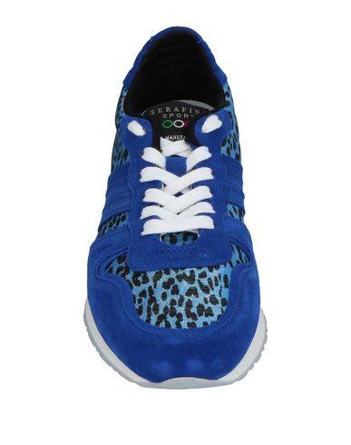 Serafini Sneakers Luxury Luxury Serafini Bleu Sneakers Bleu Serafini 6vvOBqd