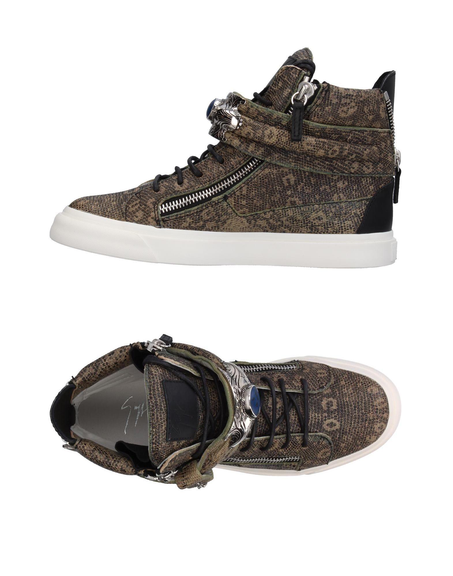 Giuseppe Zanotti Sneakers Herren  11377503BA Gute Qualität beliebte Schuhe