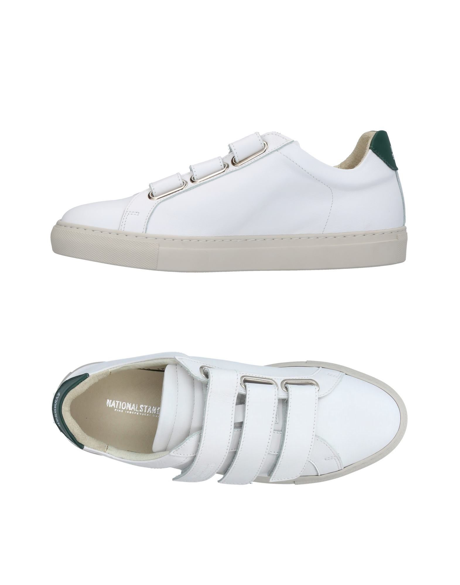 Sneakers National Standard Homme - Sneakers National Standard  Blanc Dédouanement saisonnier