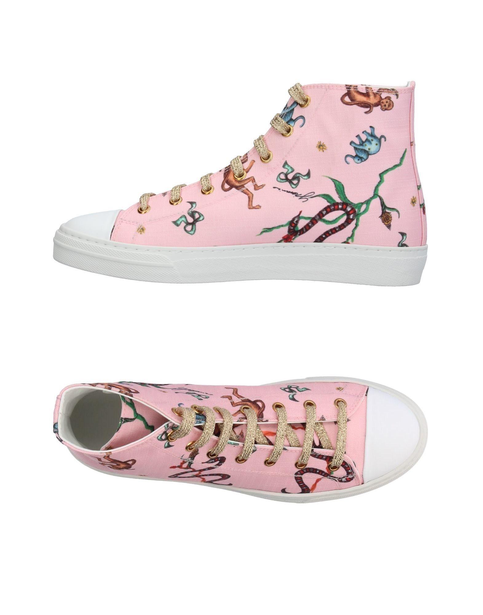 Haltbare Mode billige Schuhe Giannico Sneakers Damen  11377547VN Heiße Schuhe