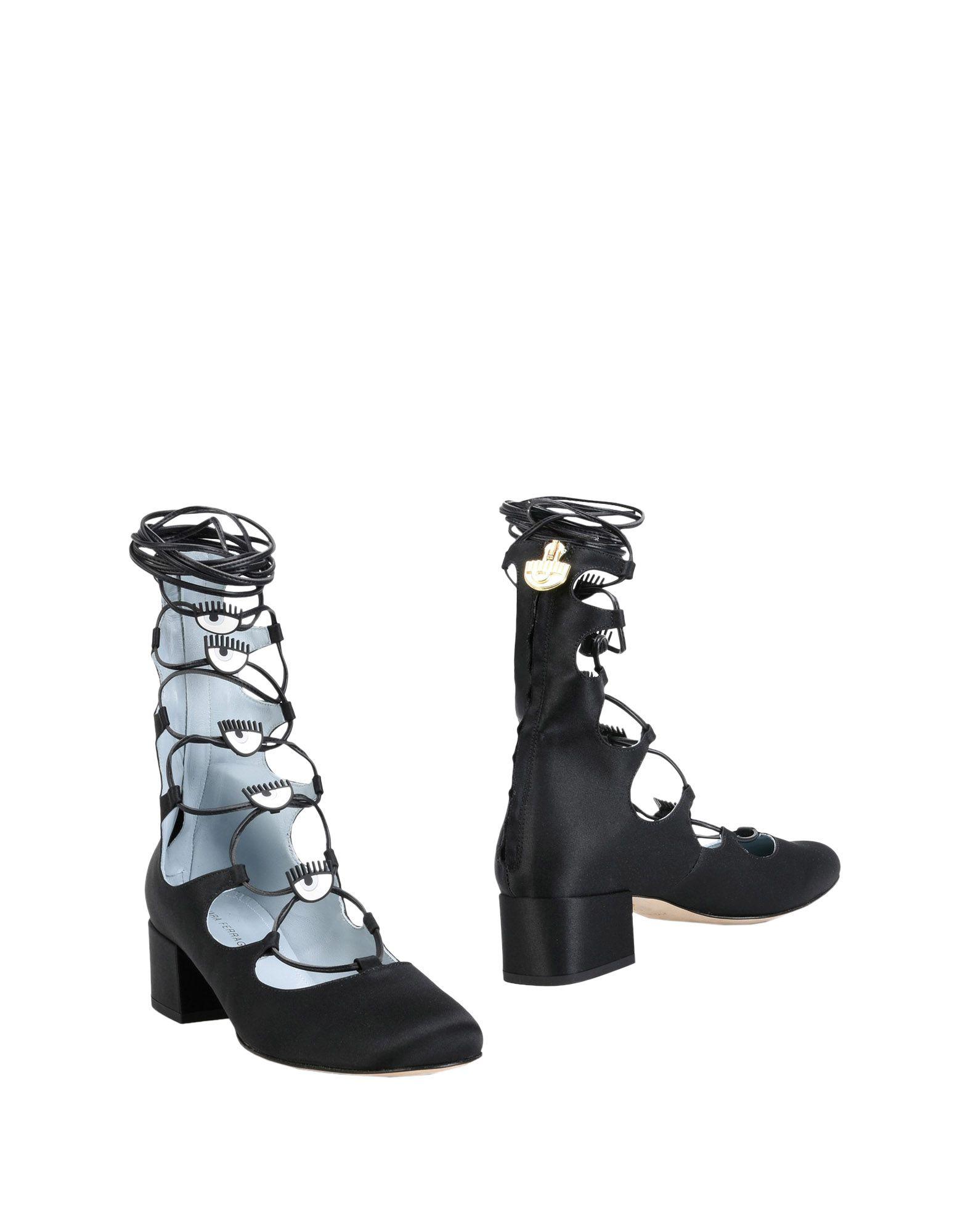Gut um billige Schuhe zu tragenChiara Ferragni Stiefelette Damen  11377582RW