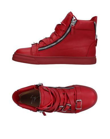 Zapatos con descuento Zapatillas Giuseppe Zanotti Hombre - Zapatillas Giuseppe Zanotti - 11377677OA Ladrillo
