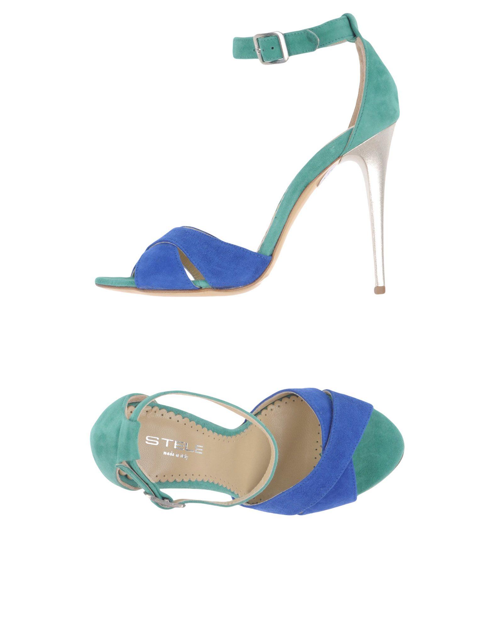 Gut um billige Schuhe zu tragenStele Sandalen Damen  11377801IO