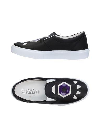 Zapatos para especiales para Zapatos hombres y mujeres Zapatillas Chiara Ferragni Mujer - Zapatillas Chiara Ferragni - 11377816TI Negro dbb8e6