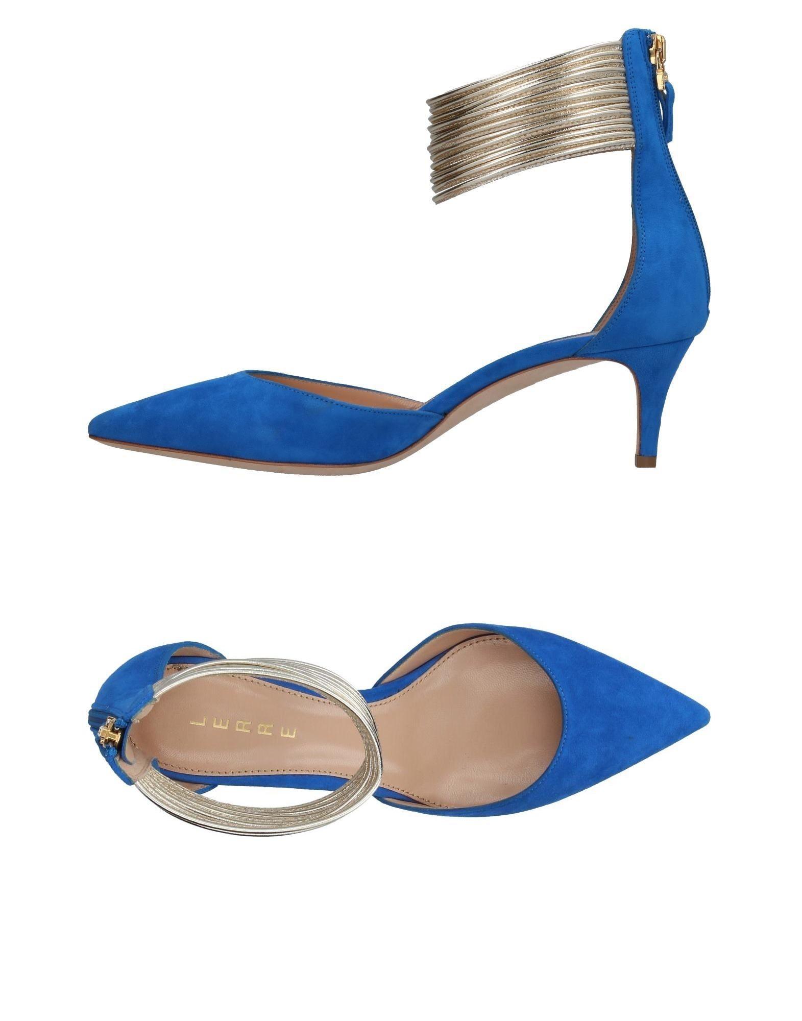 Haltbare Mode billige Schuhe Lerre Pumps Damen  11377837OC Heiße Schuhe