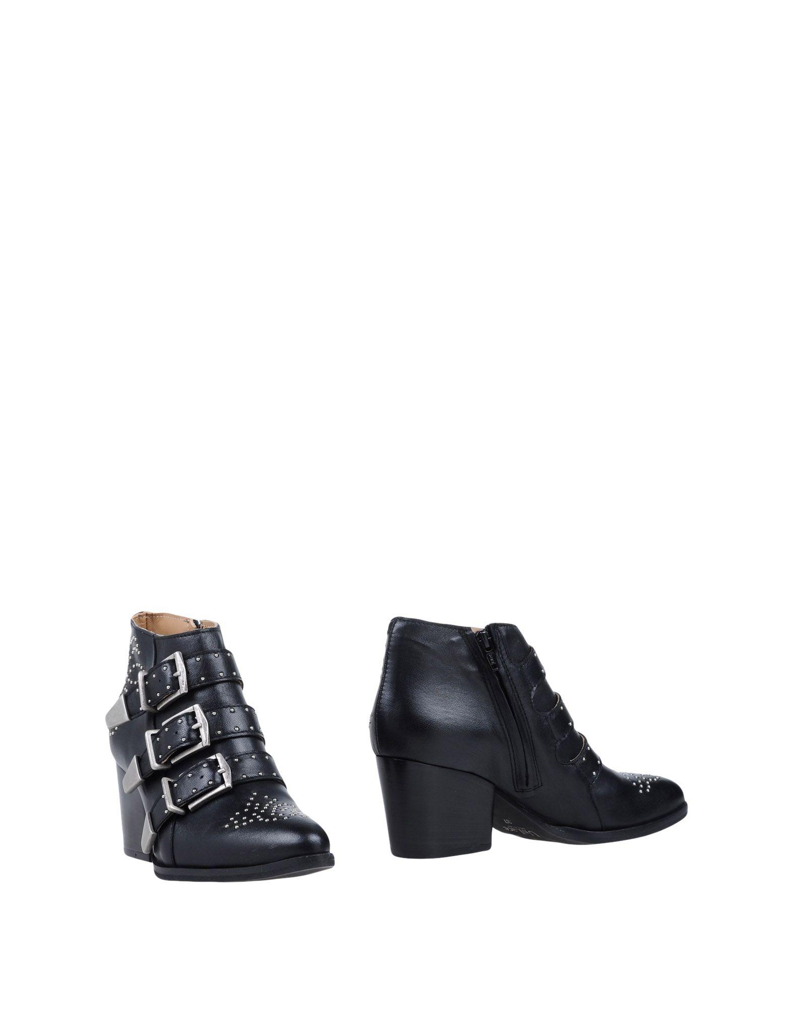 Moda Stivaletti Unlace Donna - 11377969QT