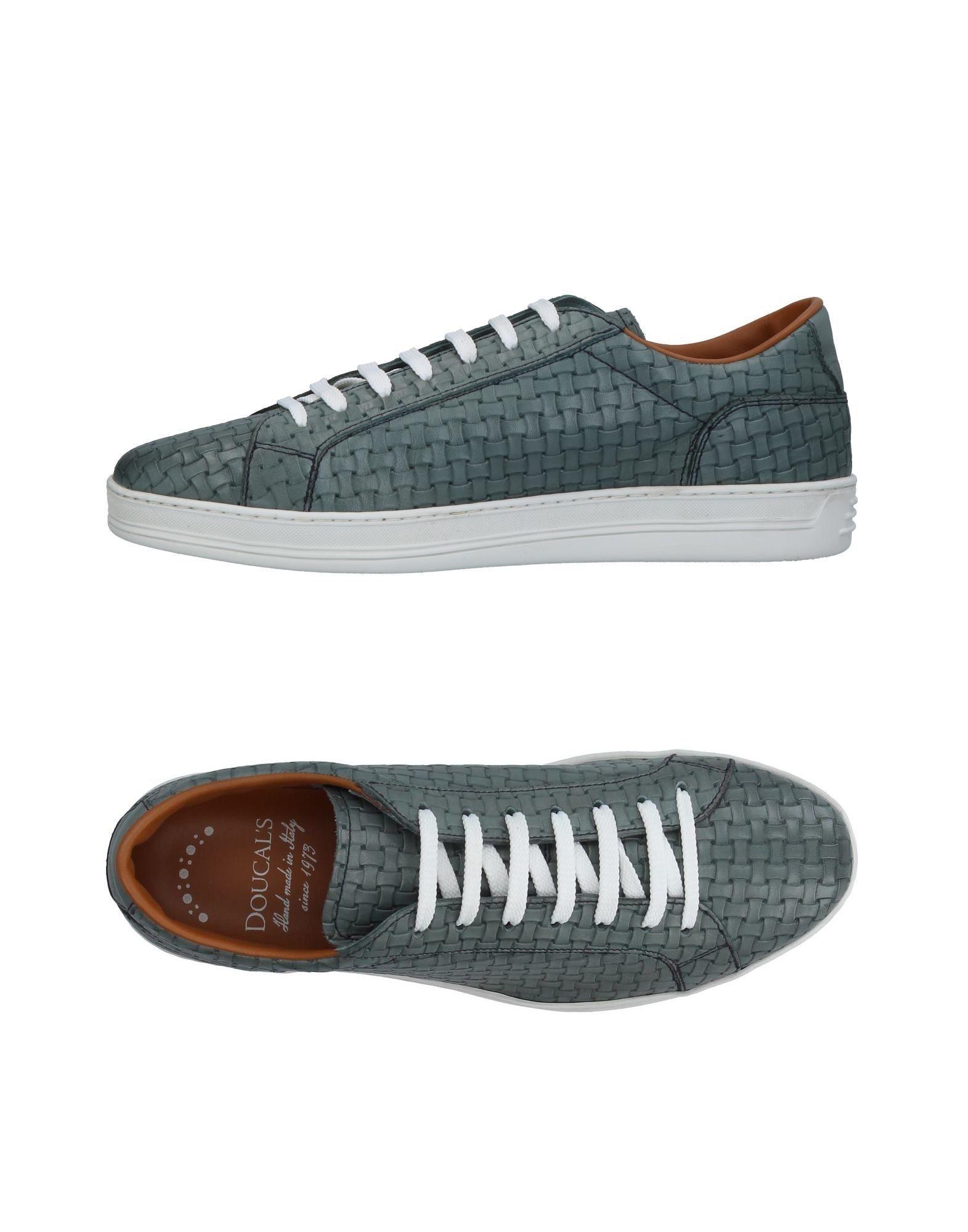 Moda Uomo Sneakers Doucal's Uomo Moda - 11378004QU 092581