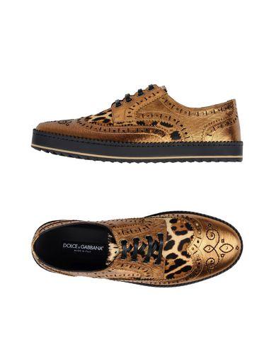 Zapatos de hombres y mujeres de moda casual Zapato De Cordones Dolce & Gabbana Hombre - Zapatos De Cordones Dolce & Gabbana - 11378073EN Arena